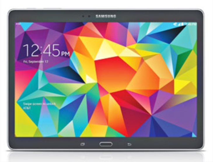 Samsung Galaxy Tab S LTE models for pre-order at AT&T