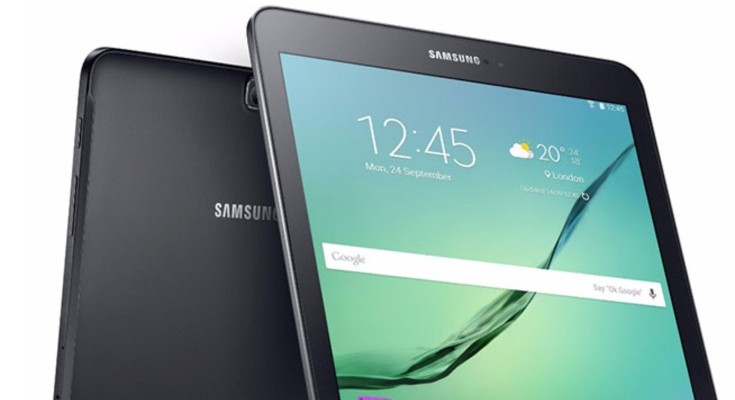 Samsung Galaxy Tab S2 9.7 vs iPad Air 2 b