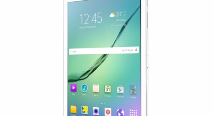 Samsung Galaxy Tab S2 official specs