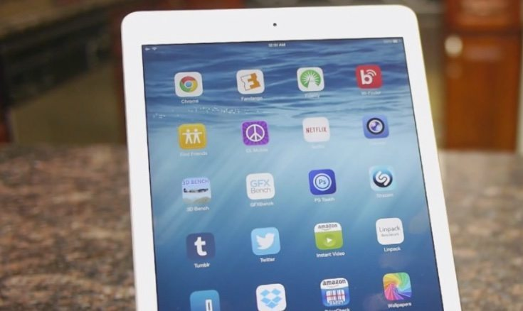 Samsung Galaxy Tab S2 vs iPad Air 2