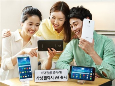 Samsung Galaxy W 7-incher officially launched