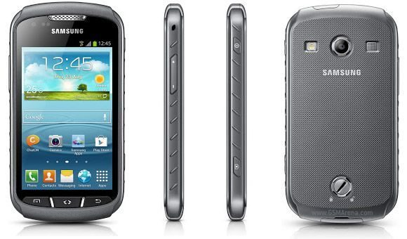 Samsung Galaxy Xcover 2 official with release date obscurity