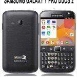 Samsung Galaxy Y Pro Duos 2