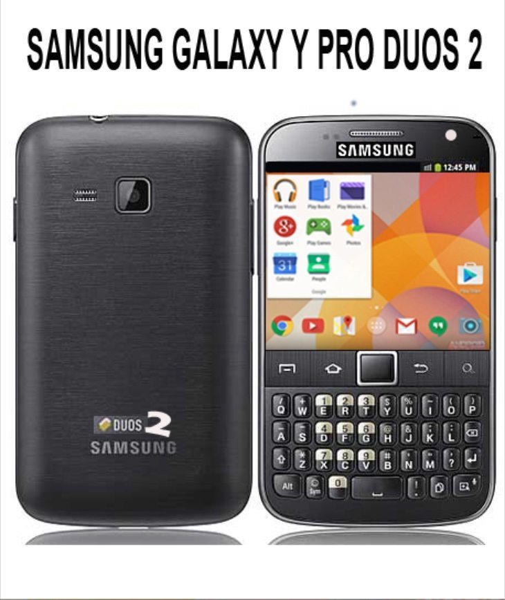 samsung galaxy y pro duos 2 with refreshed specs