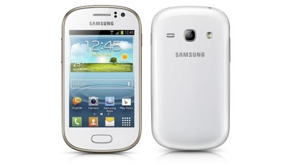 Samsung Galaxy Young in UK release, won't break the bank