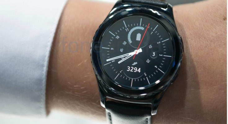 Samsung Gear S2 price for India at launch, plus S2 Classic