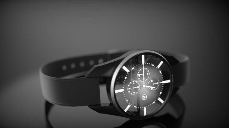 Samsung Gear S4 design