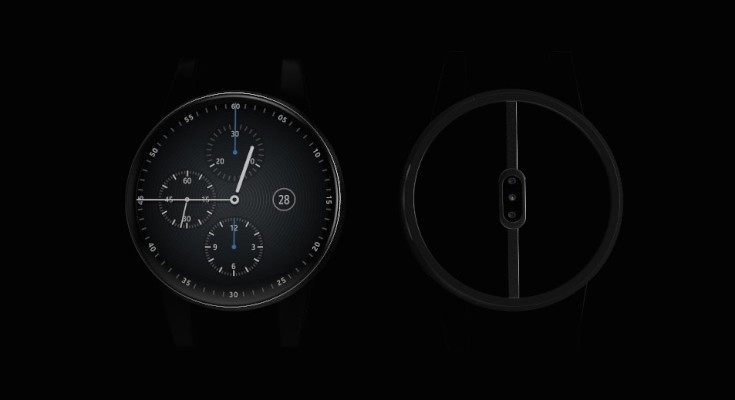 Samsung Gear S4 design preview looks classy
