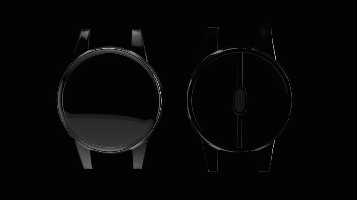 Samsung Gear S4 design c