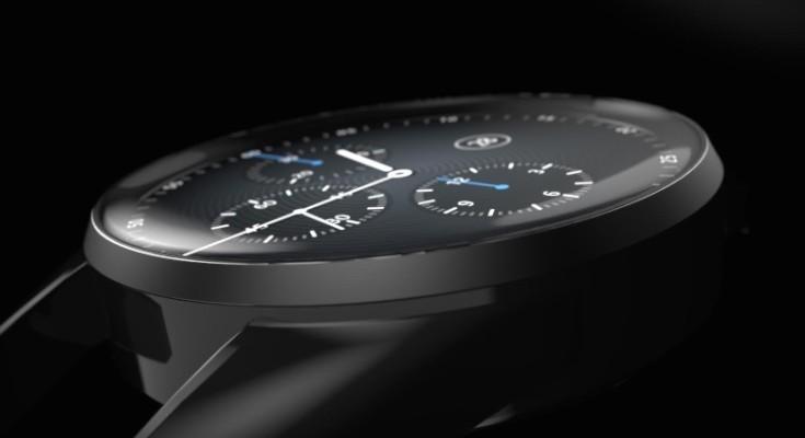 Samsung Gear S4 design d