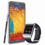 Samsung Leinster Rugby Note 3, Gear Watch for training