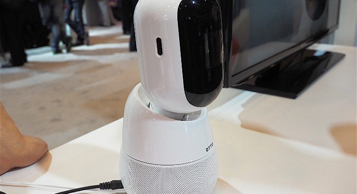 The Samsung Otto is like the Echo with more personality