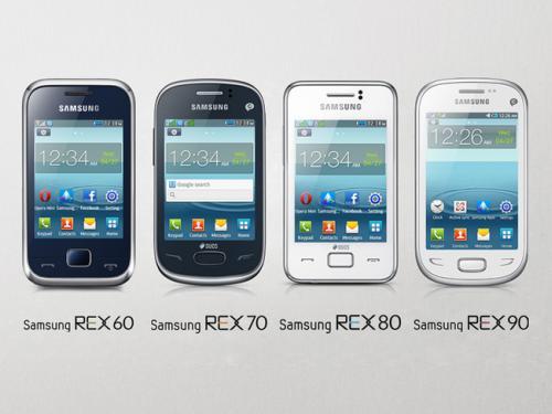 Samsung REX range