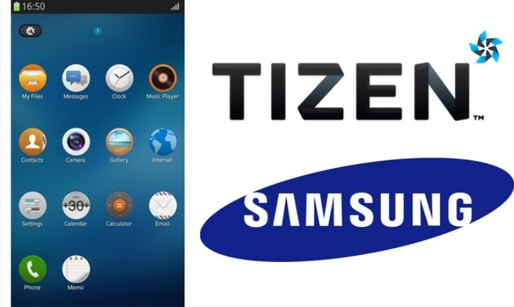 Samsung Tizen phone for India