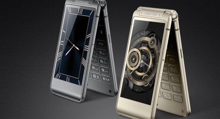 Samsung W2016 made official