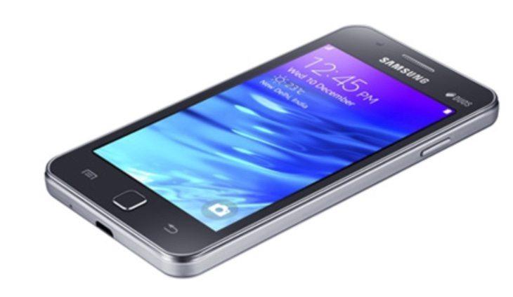 Samsung Z1 update b