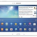 Samsung unveils Galaxy Tab 3 10.1 & 8.0 disappointing specs