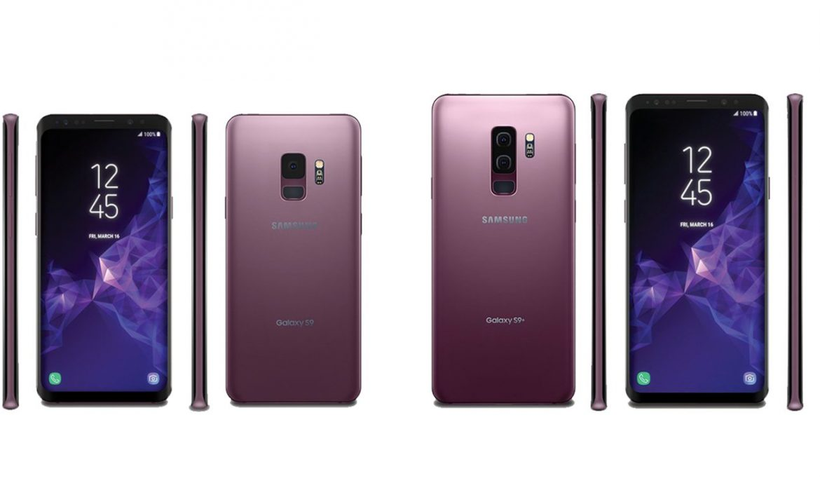 samsung galaxy s9 software