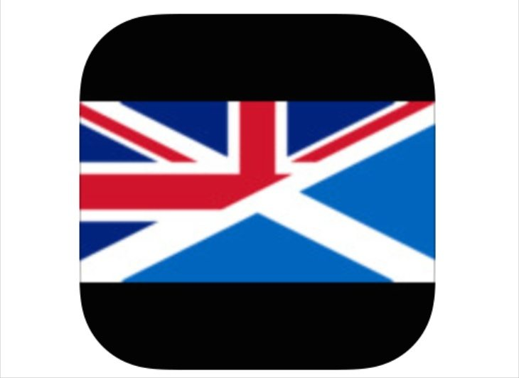 Scottish independence vote and news apps