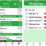 Shopping Pro app for iPhone in welcome update