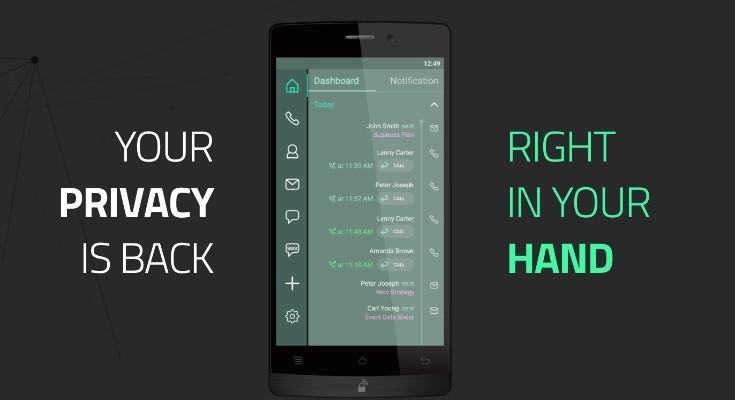 Sikur GranitePhone security conscious phone