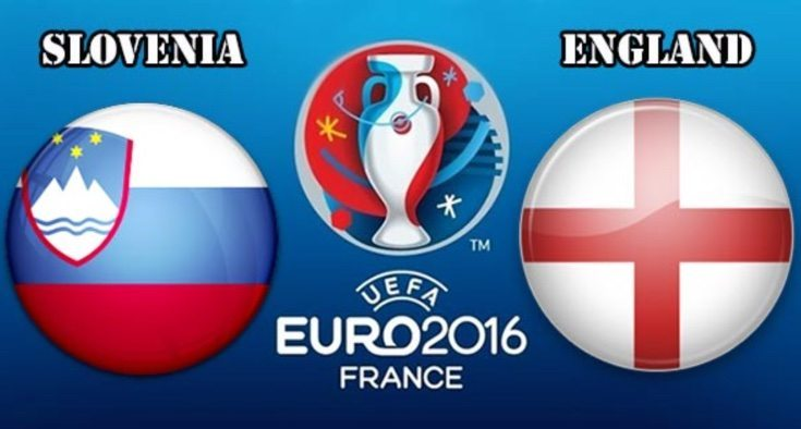 Slovenia vs England betting