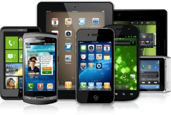 Smartphones and tablets impacting IT support requirements
