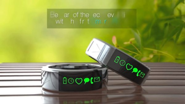 Smarty Ring would be great on wedding finger pic 5