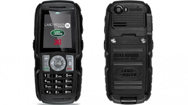 Sonim Land Rover S2 phone for professionals and adventurers