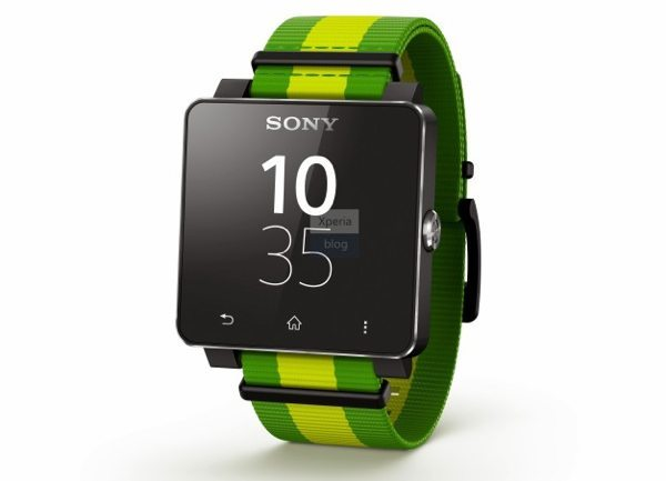Sony SmartWatch 2 FIFA 14 and Silver editions pic 2