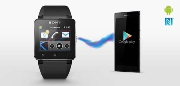 Sony SmartWatch 2 (SW2) perfect with Xperia Z, ZR and Ultra