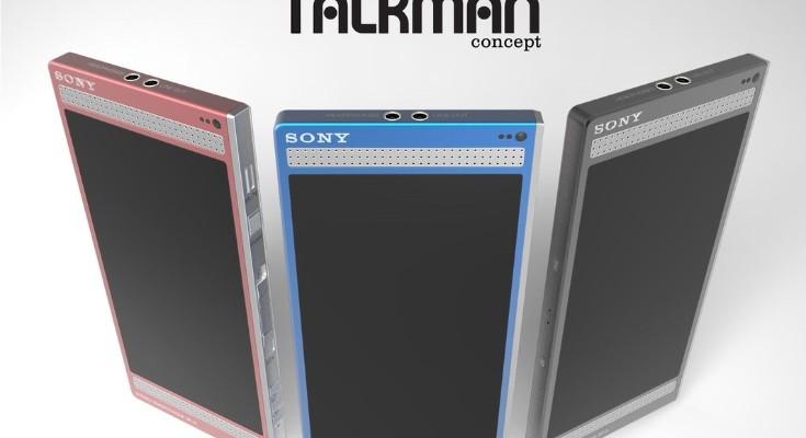 Sony Talkman smartphone inspired by Walkman has appeal