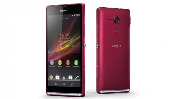 Sony Xpera SP receiving bug update