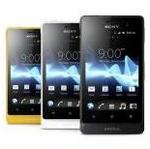 Xperia Go, Arco S tech spec videos and Webchat time