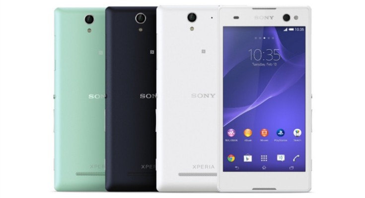 Sony Xperia C3 Android 5.1.1 update