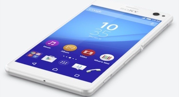 Sony Xperia C4 Android update