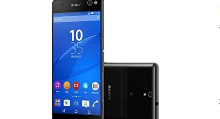 Sony Xperia C5 Ultra arrives for sale in US