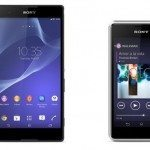 Sony Xperia E1, T2 ultra release and price news