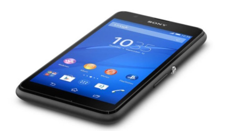 Sony Xperia E4g UK