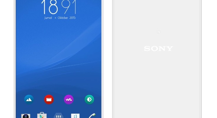 Sony Xperia F design brings wow specs
