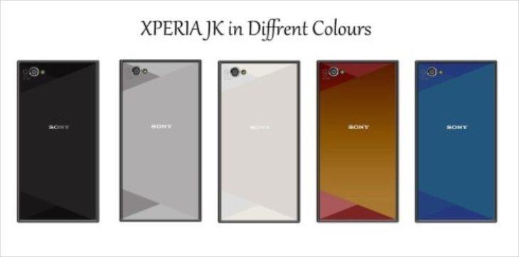 Sony Xperia JK flagship design b