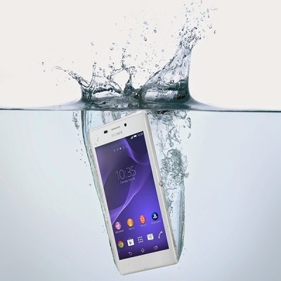 Sony Xperia M2 Aqua is a new waterproof mid-ranger smartphone