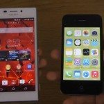 Sony Xperia M2 vs iPhone 4S, new vs old