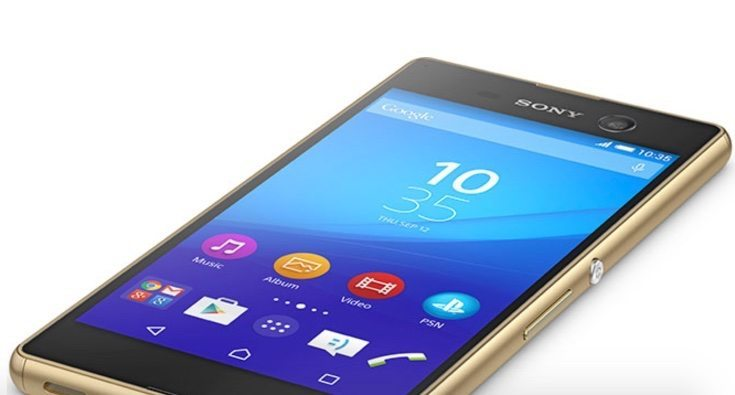 Sony Xperia M5 Android update