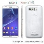 Sony Xperia N1 design fails to excite