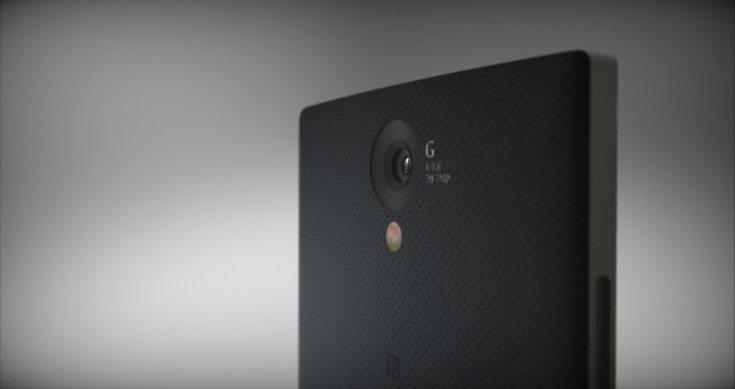 Sony Xperia Orion design c