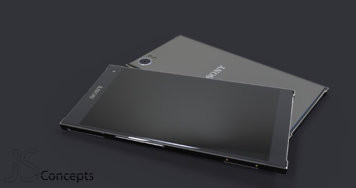 Sony Xperia PS design b