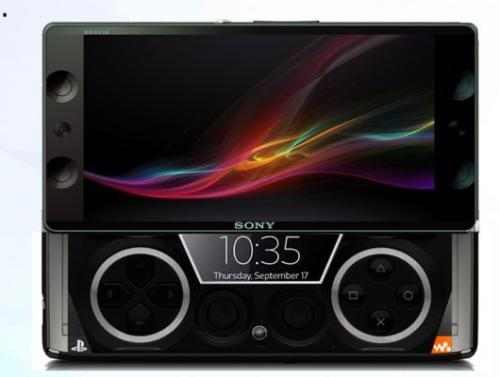 Sony Xperia Play 2 with unlikely specs