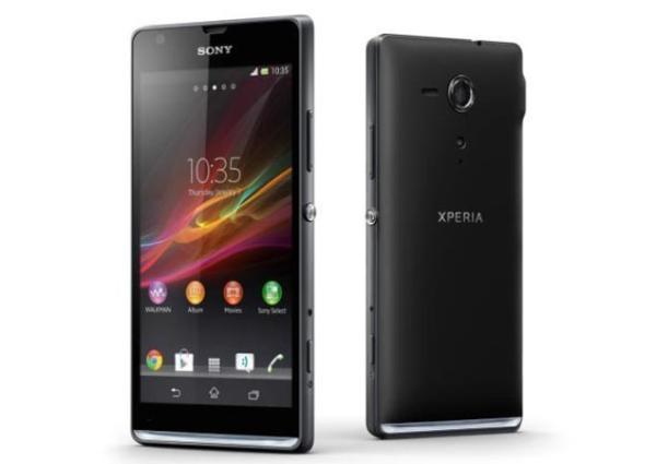 Sony Xperia SP specs vs iPhone 5 vs Galaxy S4