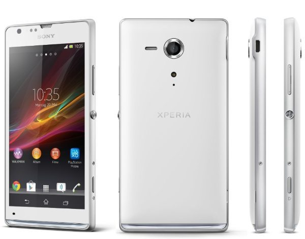 Sony Xperia SP update to start rolling